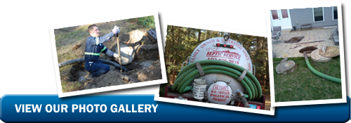 Septic Service Photo Gallery